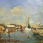 McMahon_Kathryn_A_ MatanzasPass_ oil_12x16