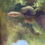 Sackett, Louise - Soul Reflections - 8 x 10 Oil